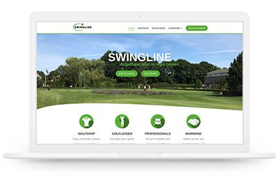 Swingline – Golfschool & Golfshop